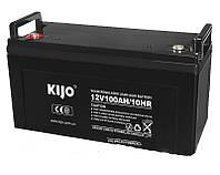 Аккумуляторная батарея  Kijo JDG 12V 100Ah GEL