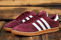 Кроссовки подростковые Adidas Hamburg 30402 (РЕПЛИКА)
