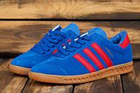 Кроссовки подростковые Adidas Hamburg  30401  (РЕПЛИКА)