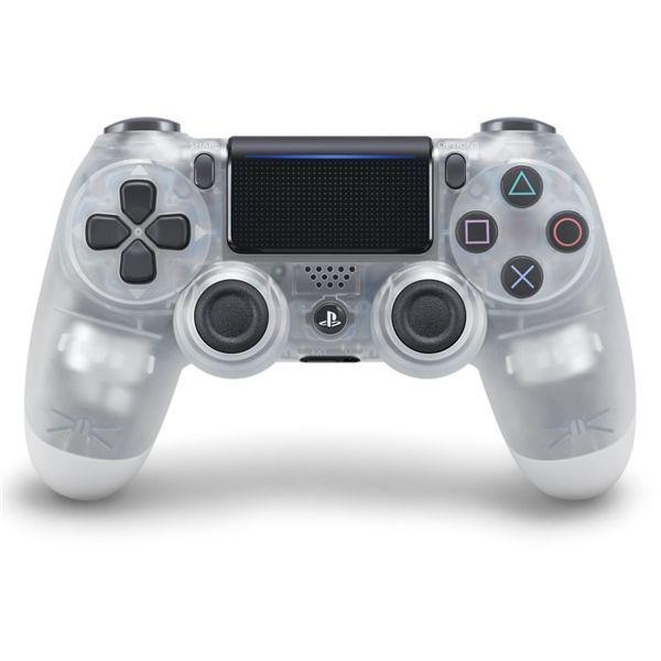 Беспроводной джойстик Sony Dualshock 4 V2 Crystal