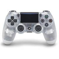 Беспроводной джойстик Sony Dualshock 4 V2 Crystal, фото 1