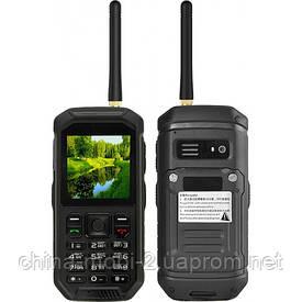 Телефон Land Rover X6 НІГ Black