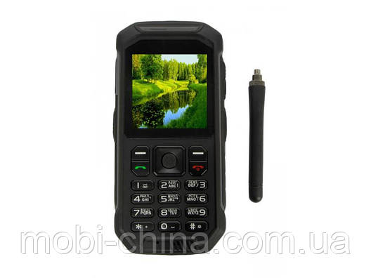 Телефон Land Rover X6 НІГ Black, фото 2