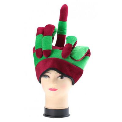 "Шляпа ""рука - f**k"""
