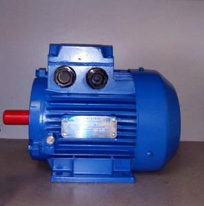 Электродвигатель 380  АИР 63 А2  0,37 кВт 3000 об/мин