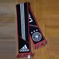 Шарф болельщика сборной Германии Adidas DFB 3 Stripes Supporters Scarp, фото 1