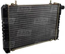 Радиатор охлаждения LSA LA 3302-1301012P в ГАЗ 3302, 2217 Газель и модификации выпуска до 1999 г.
