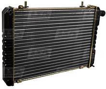 Радиатор охлаждения LSA LA 3302-1301013P в ГАЗ 3302, 2217 Газель
