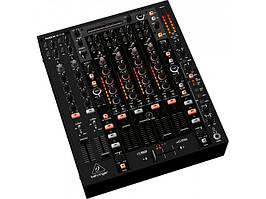 Мікшерний пульт для DJ BEHRINGER PRO MIXER NOX606