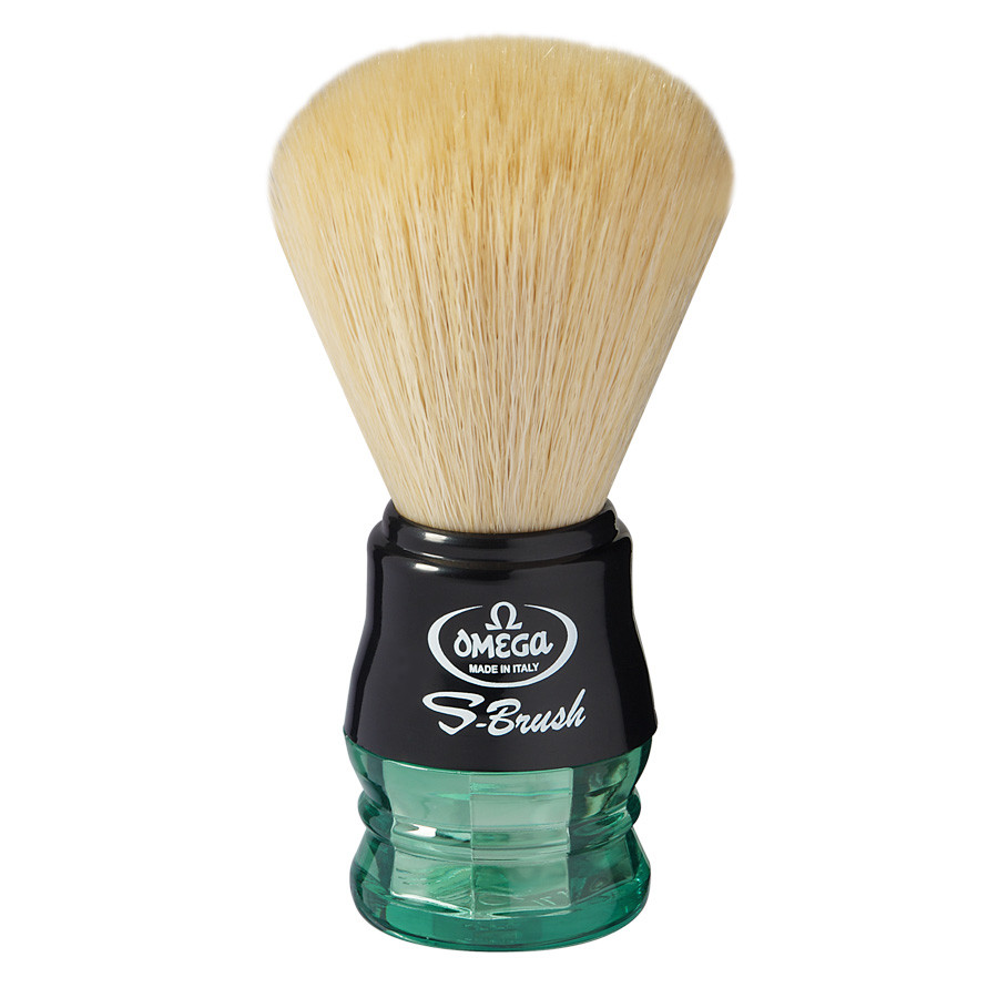 Помазок Omega S10077 S-Brush из синтетической фибры