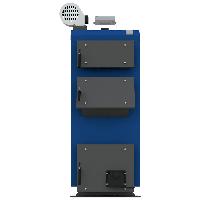 Котел твердотопливный Неус-В 13 кВт, сталь 5 мм, доставка бесплатно