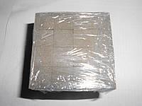 Брусок заточной абразивный 14А (электрокорунд нормальный) серый БКВ 50х16х16 12 СМ
