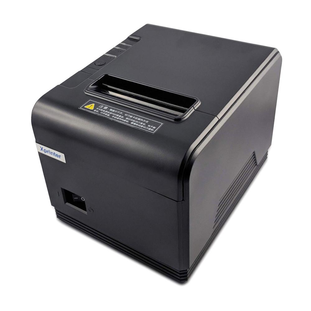 ✅ Xprinter XP-Q300 Чековый термопринтер USB + RS-232 + Ethernet