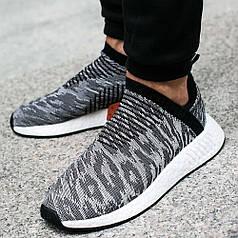 Кроссовки Adidas  NMD CS2 Primeknit Shoes BZ0515 (Оригинал)