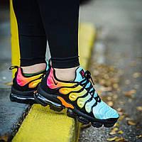 Мужские кроссовки Nike Vapormax Tropical Sunset (Реплика)