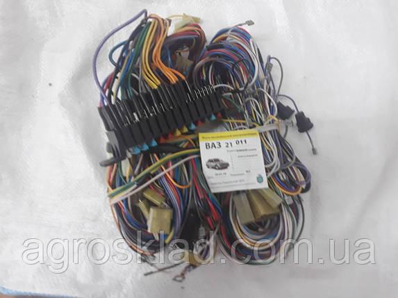 Жгут проводов ВАЗ 21011(полная) оригинал, фото 2