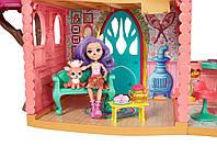 Игровой набор Enchantimals Лесной домик Оленицы Денисы FRH50, фото 6