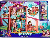 Игровой набор Enchantimals Лесной домик Оленицы Денисы FRH50, фото 9