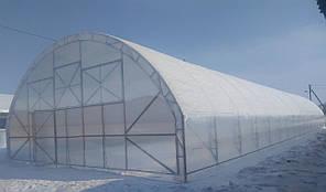 Фермерская теплица под пленку 10х20 (шаг 2,5)  Фермер профи