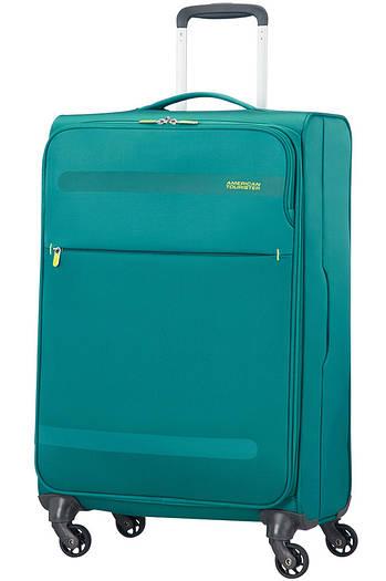 Маленький чемодан на 4-х колесах American Tourister Herolite