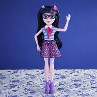 Пони девушка Твайлайт Спаркл My Little Pony Equestria Girls Classic Style 11-inch Fashion Doll - TWILIGHT S, фото 1