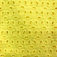 Ткань батист перфорированный с вышивкой (P5351), фото 1