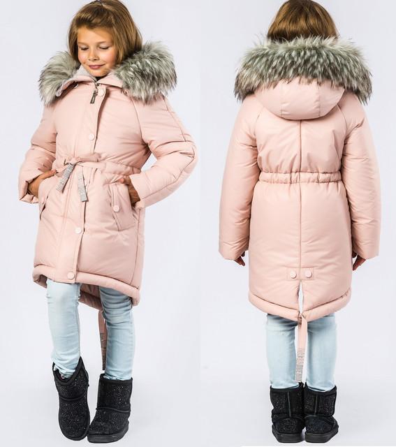 Новые Детские Зимние Куртки сезона 2018-2019