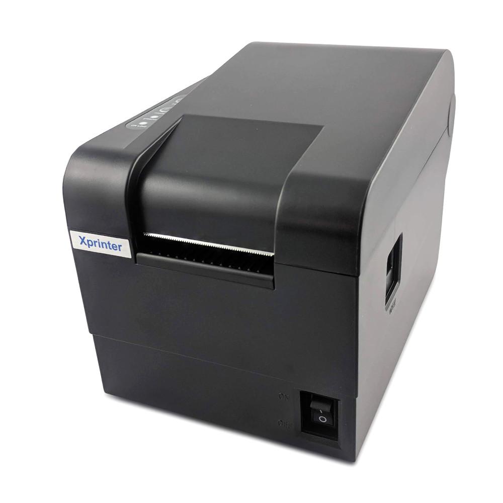 ✅ Принтер этикеток/бирок/наклеек Xprinter XP-235B Термопринтер
