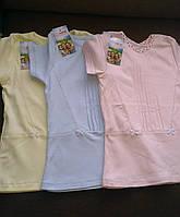 Блузы-поло трикотажные повседневные  для детей / школьные разных цветов