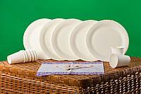 Паперова тарілка, фото 1