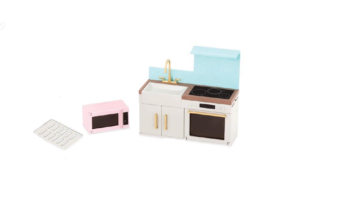 Набор мебели LORI современная кухня LO37043Z