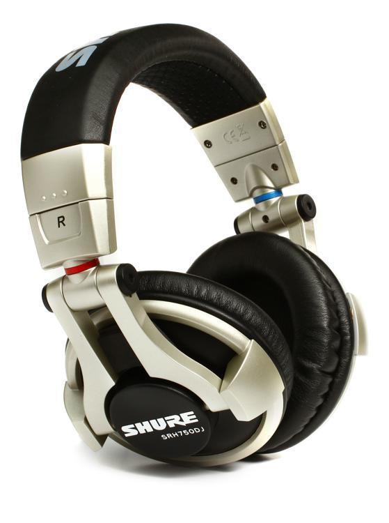 Навушники SHURE SRH750DJ  купити 0b94292f538eb