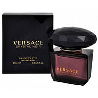 Женская туалетная вода Versace Crystal Noir в примятой упаковке