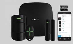 Беспроводной комплект охранной сигнализации Ajax starterkit
