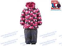 Зимний комплект для девочек  LENNE ELSA 18318A-3810. Размер 86,92