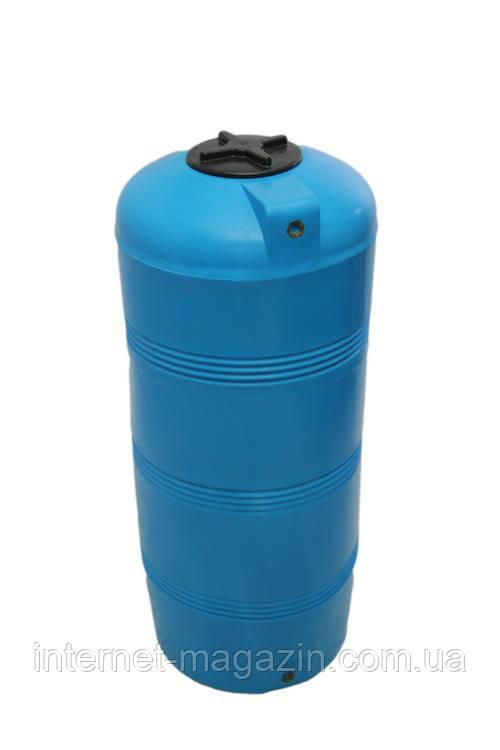 Вертикальная емкость 320 литров