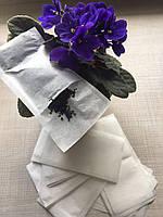 Фильтр-пакеты для заваривания чая травяных сборов кофе молотого 150х75х30 (50шт./уп.) эко материал, 200-500мл