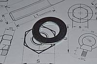 Шайба плоская 30 нержавеющая DIN 125, ГОСТ 11371-78