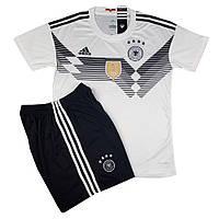 Детская форма сборной Германии (домашняя)2018