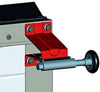 Кронштейн роликовый верхний RBI-40.127
