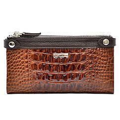 Шкіряний жіночий гаманець-клатч Desisan
