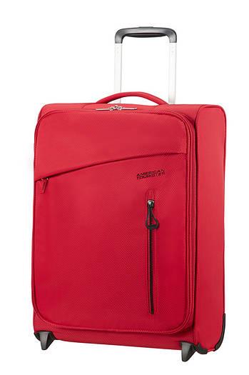 Текстильный чемодан на 2-х колесах American Tourister Litewing
