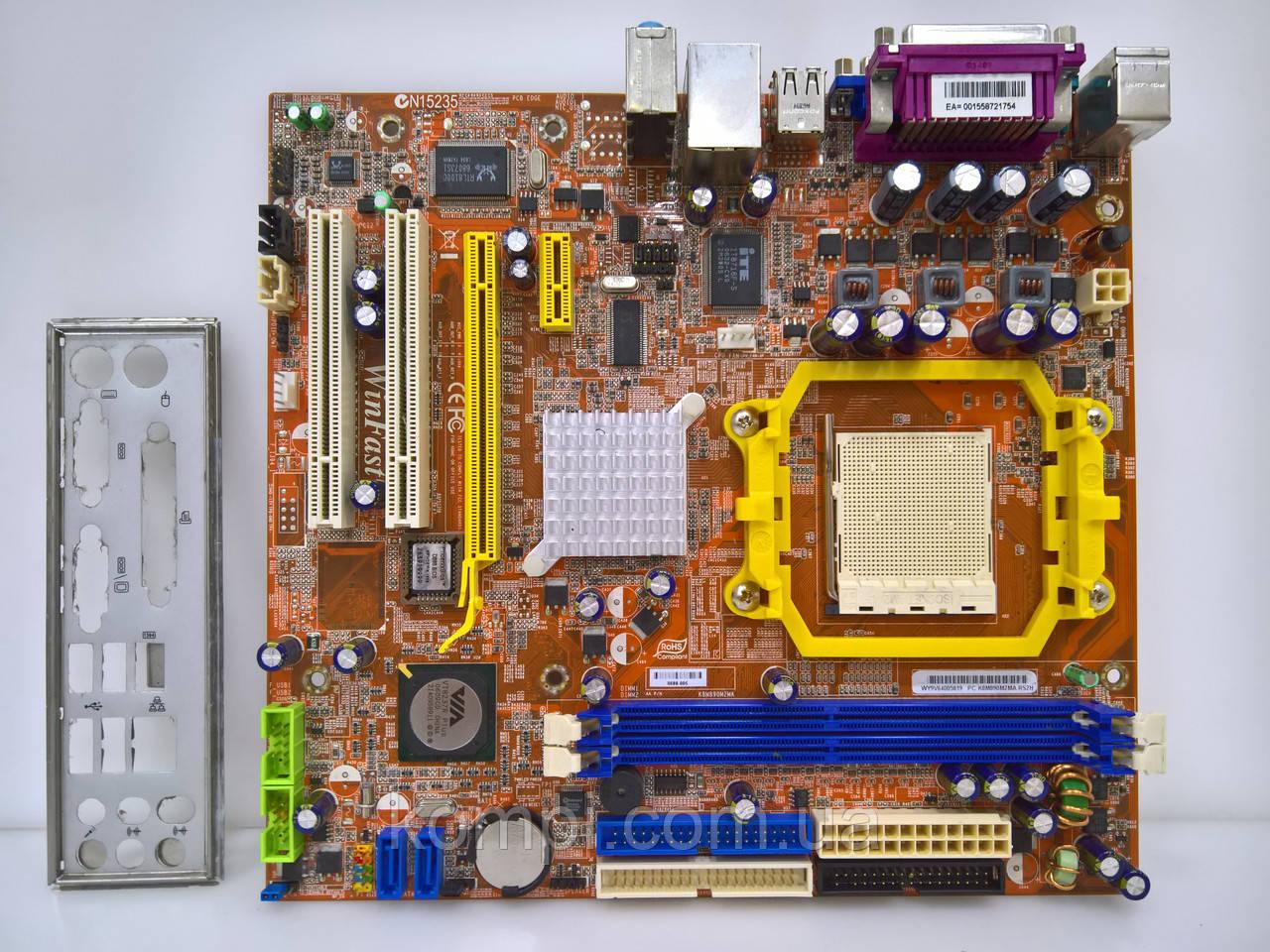 Материнська плата Foxconn K8M890 AM2 DDR2