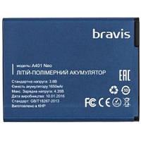 Аккумулятор (батарея) для Bravis NEO