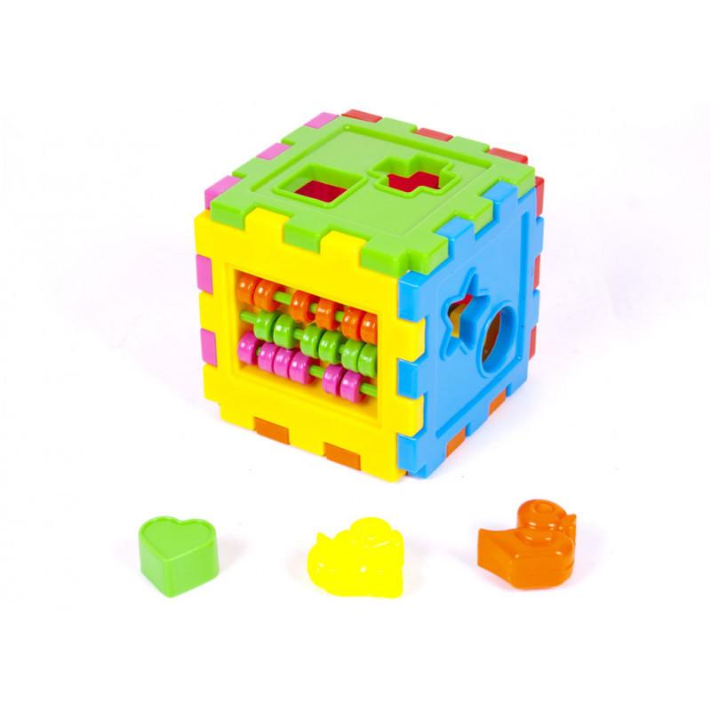 Логічний куб сортер, 50-201 Киндервей