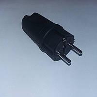 Вилка с/з каучук DE-PA , фото 1