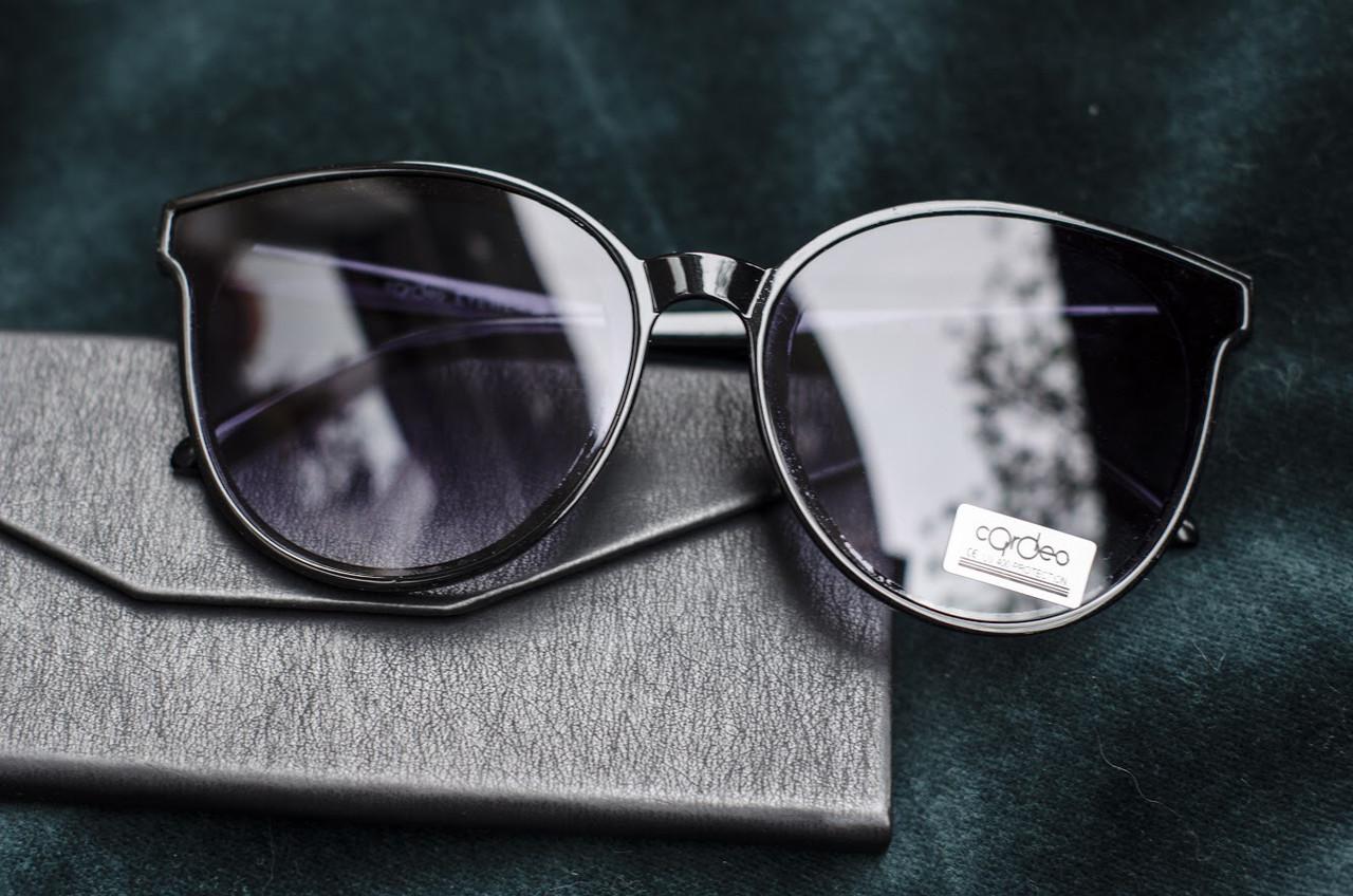 Dior (реплика) Солнцезащитные очки женские кошка круглые Cat eyes