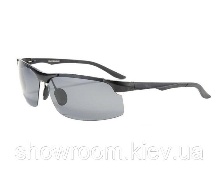 Мужские солнцезащитные очки Polarized (8003) black