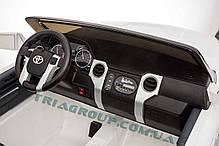 Дитячий електромобіль Toyota Tundra, фото 2