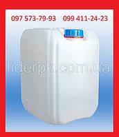 Пластиковая Канистра Пищевая для Воды и Масел 22 литра